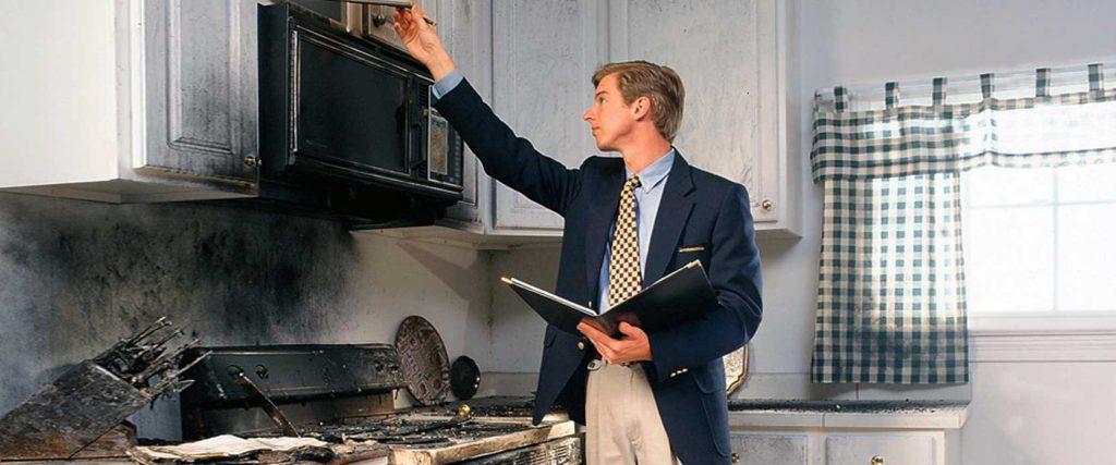 оценка ущерба, оценить ущерб, ущерб после залива, ущерб после пожара, оценка ущерба квартиры, независимая оценка ущерба