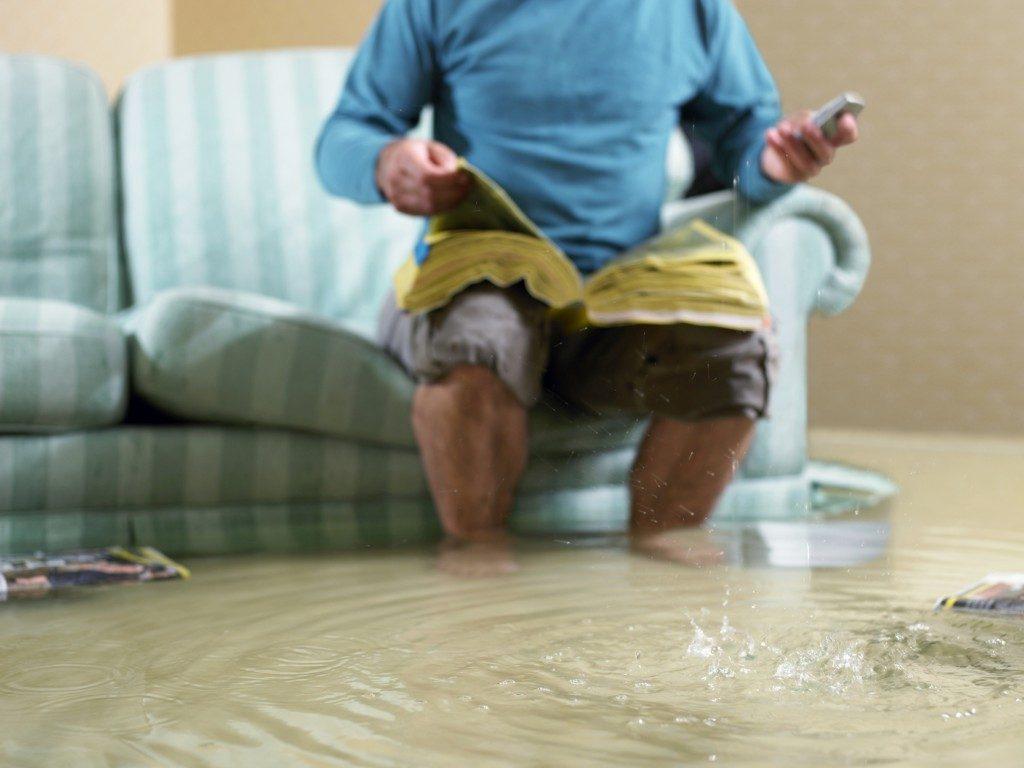 оценка ущерба после залива, оценка ущерба квартиры